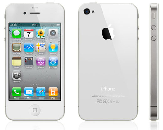 White iPhone 4 The Campus Tycoon presents: This Week in Technology