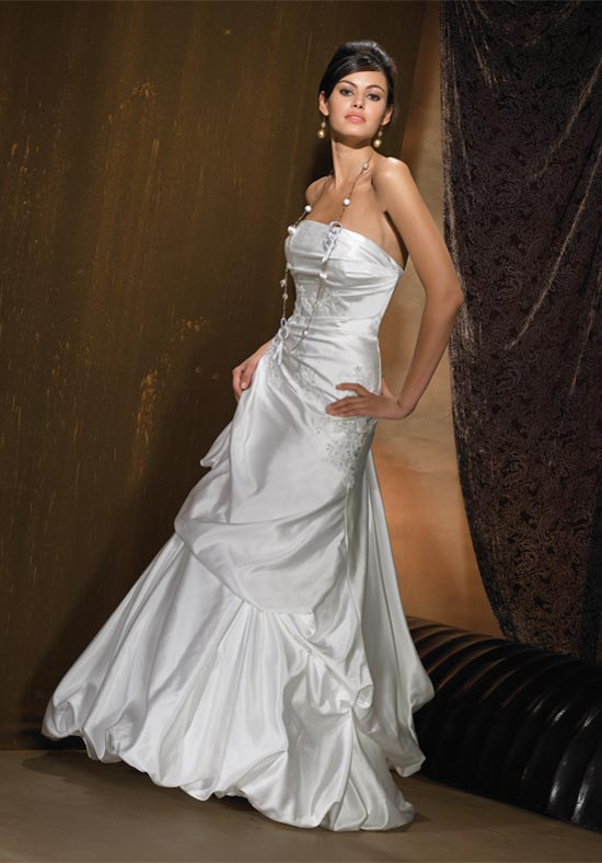 Allure bridal gowns the most beautiful bridal wedding for Most sexy wedding dresses