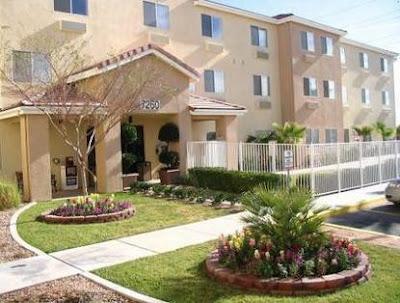 Crestwood Suites Las Vegas Boulevard Hotel