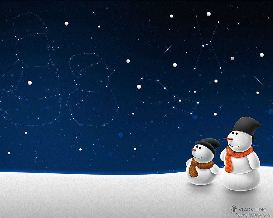 christmas snow wallpaper. as my calender ackground: