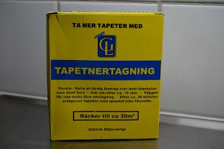 Tapetborttagningsmedel