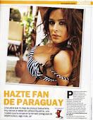 """Larissa Riquelme posa desnuda para la revista """"Maxim"""" de Argentina"""