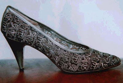 Surah in Shoes