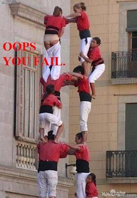 Girl Fail