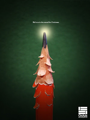 <br />CreAds Christmas Pencil