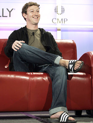 Facebook founder Mark Zuckerberg