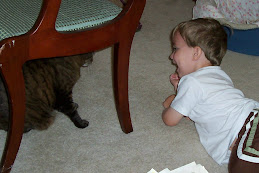 Matthew & Katie the Cat
