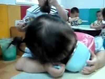 台版瞌睡妹-幼稚園的台版瞌睡妹