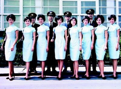 華航一姐 40年 - 華航一姐 40年經歷的徐煦
