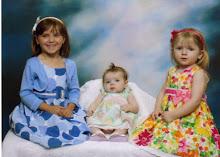 Kayde, Amelia, and Elora