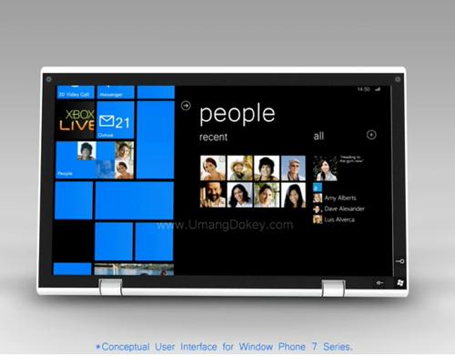 windows mobile tablet