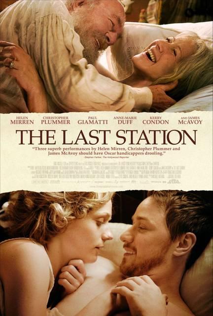 The Last Station- Aşkın Son Mevsimi