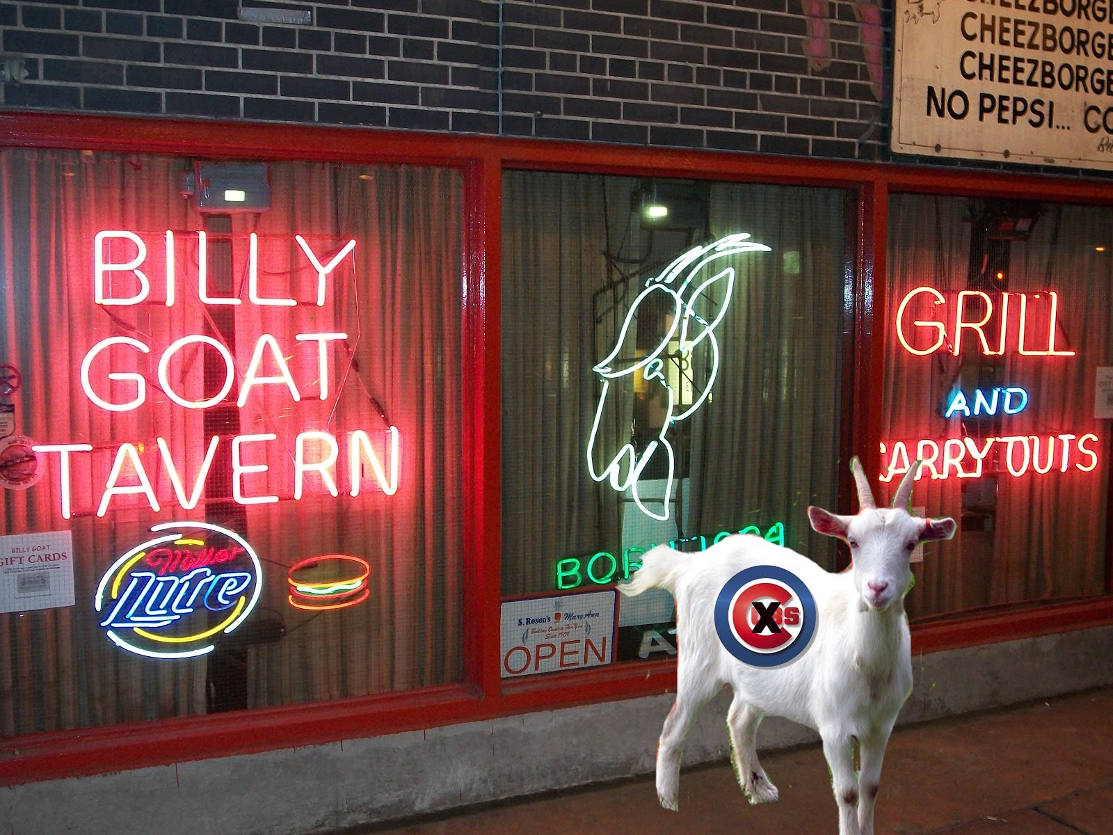 Pip: X-Paws: Curse of the Billy Goat