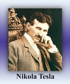 Nikola Tesla (10 Juli 1856 - 7 Januari 1943)