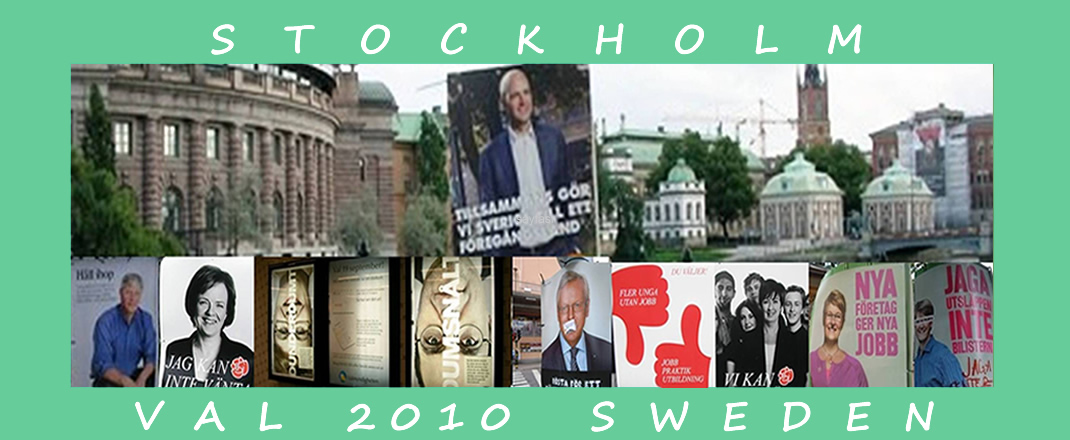 Stockholm Val  2010