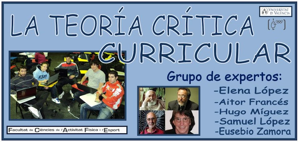 La Teora Crtica del Currculum