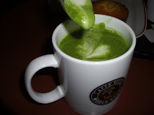 Awful Tasting Green Coffee