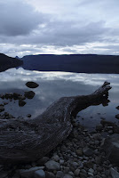 Dusk at Lake St Clair, Tasmania