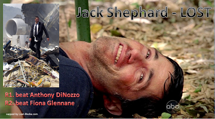 2010 Character Competition - Jack Shephard vs. Kate Austen - Round 3.3 - Day 19