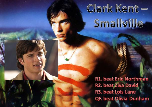 2010 Character Competition - Semi Final 2 - Clark Kent vs. Malcolm Reynolds