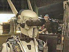 Neill Blomkamp: TempBot