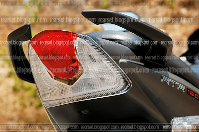 Apache 160 brake light