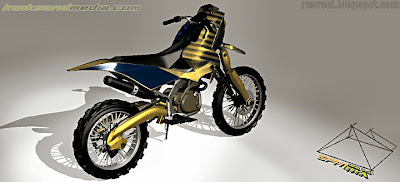 SphiMX: King Tut goes motocrossing