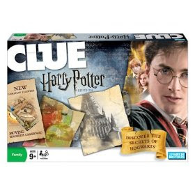 Funky Kids Stuff: Clue Harry Potter :  potter clue harry potter harry kids