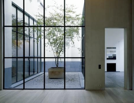 Foggyland a blog from subeternal design steel case the for Industrial windows for homes