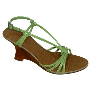 Green Women's Shoes