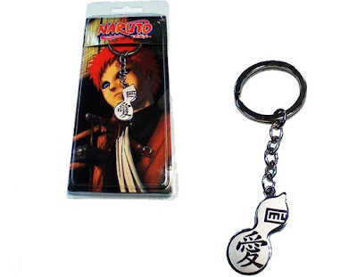 Do you know how much I want a Gaara keychain with that Ai tatto of his