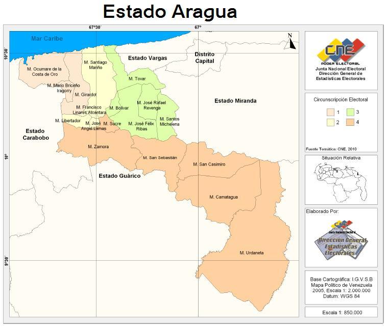 elecciones en el estado: