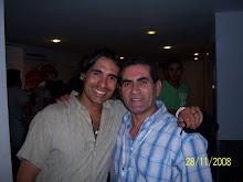 GUS VAZQUEZ PALAVECINO Y EL GRAN TIO LUCHO