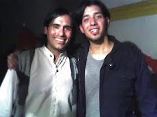 Gus Vazquez Palavecino junto a Franco Ramirez!!!