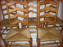 Fiber - Paper Rush Dining Chairs