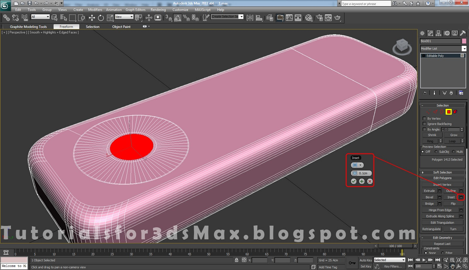 Ds Max Shortcut Ring