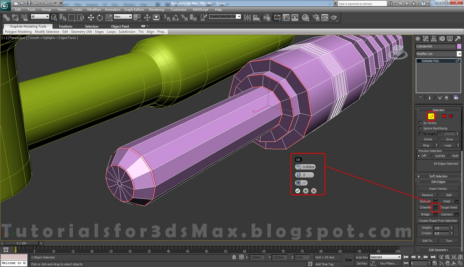 Earphones 3ds max modeling tutorial tutorials for 3ds max for 3ds max modelling tutorials step by step