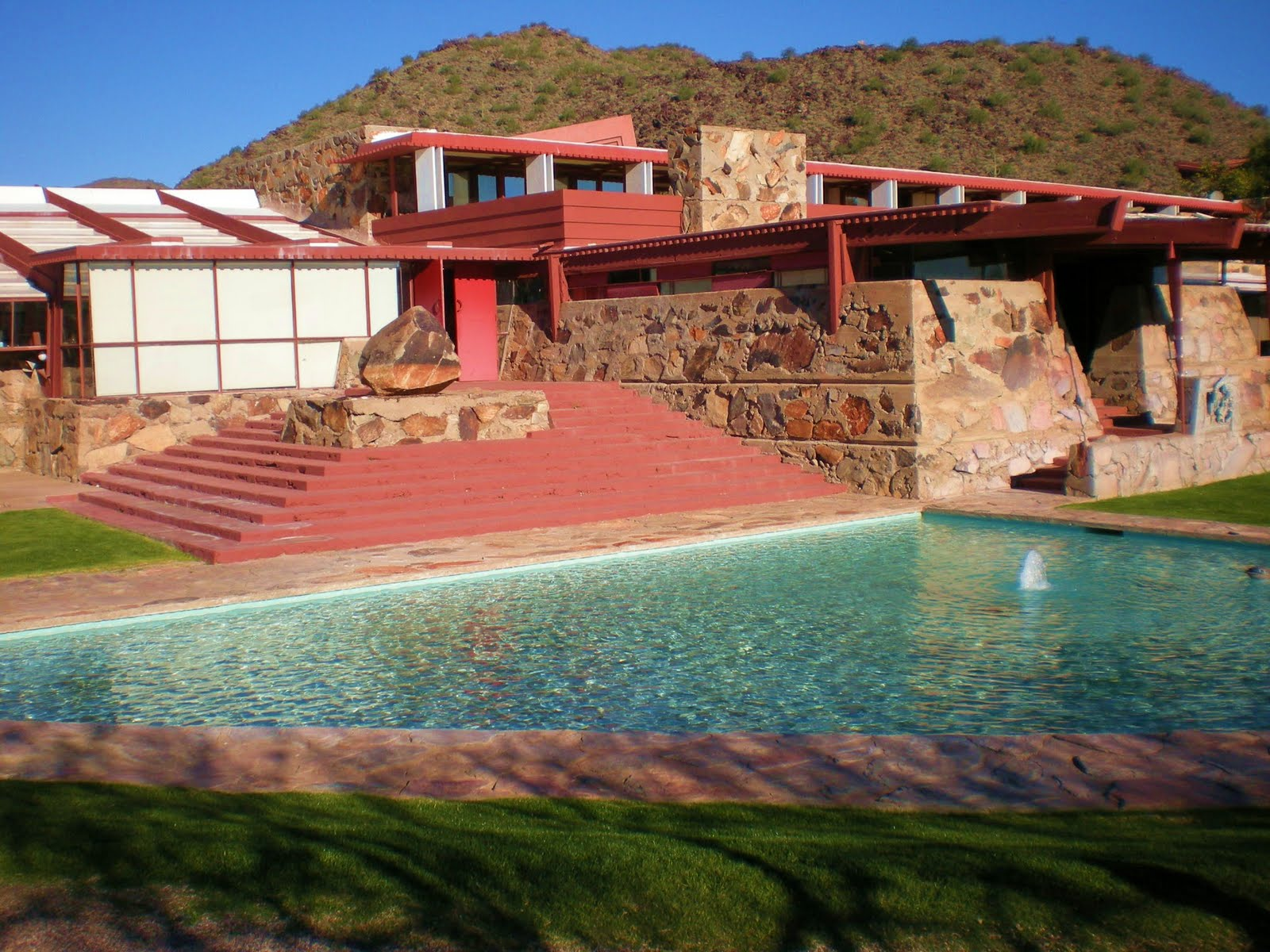 Where the Wild Things Are: Taliesin West