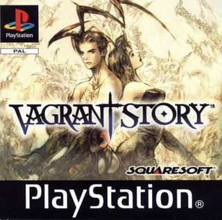 Vagrant Story Pal Super coletania (PSX PSP) Isos já convertidos