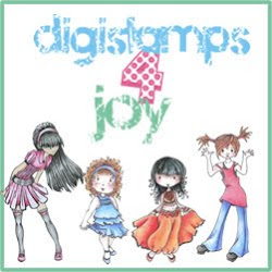 Digistamps 4 Joy Static Banner