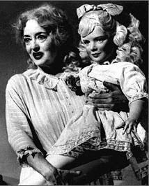 giving props  baby jane hudson