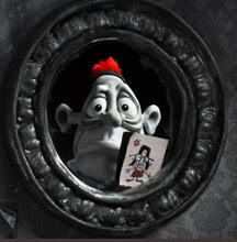 Mary and Max, the clay animated story of a pen-pal friendship between a ...