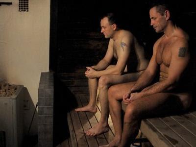 Saunas In Finland. set in Finland#39;s saunas,