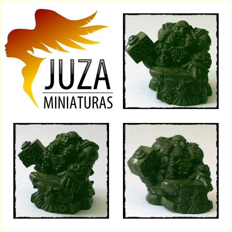[Gammes] Marques alternatives, figurines sympa... Herrero+fin