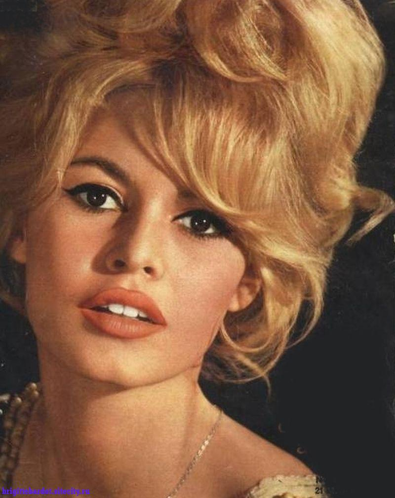 Kiss and Makeup: Style Icons: Brigitte Bardot