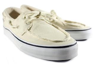 s fashion style aficionado vans canvas boat shoes