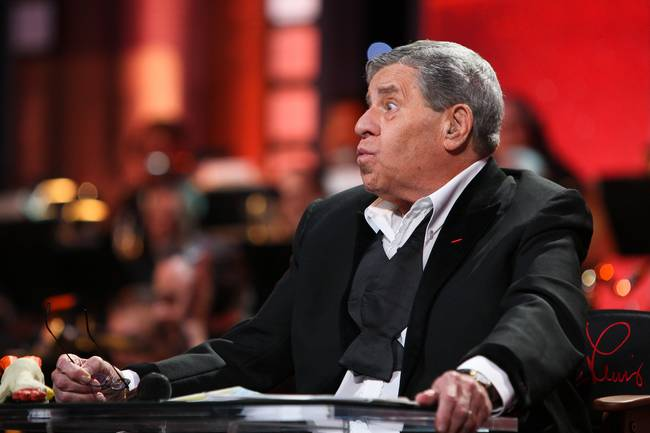 Jerry Lewis American Comedian