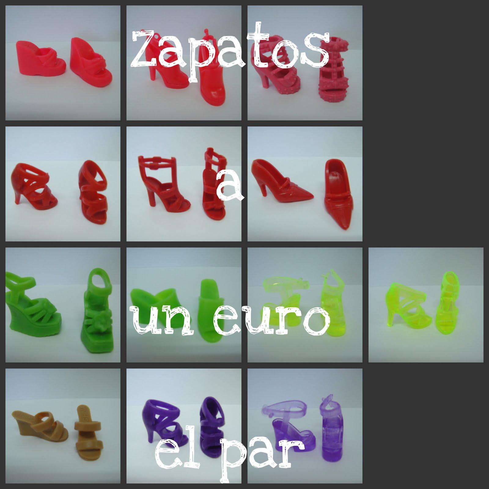 Mi mundo blythe nuevos zapatos a 1 - Zapatos collage ...