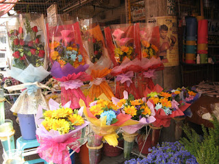 Dangwa Flower Shops
