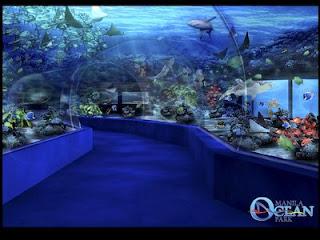 Manila Ocean Park - Oceanarium